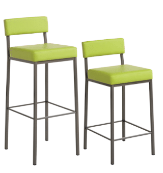 tabouret-de-bar-vert-metal-assise-confort